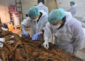 Los investigadores no pueden confirmar que los restos hallados sean de Cervantes