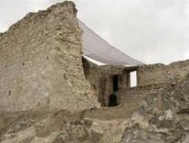 PSOE denuncia que las obras del castillo Zapata están paralizadas