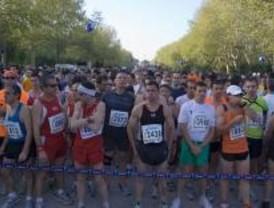 Casi 12.200 personas corrieron la IX Media Maratón de Madrid