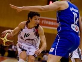 Debut con derrota de Rivas en la Euroliga