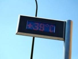 Alerta por temperaturas de hasta 39ºC y la llegada de una masa de aire africano