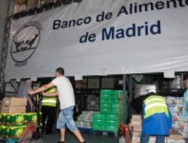 Un banco para administrar comida