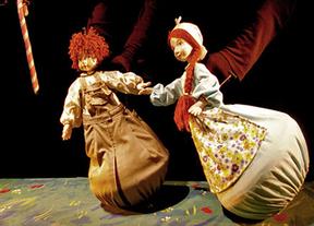 'Hansel y Gretel', títeres en San Lorenzo de El Escorial