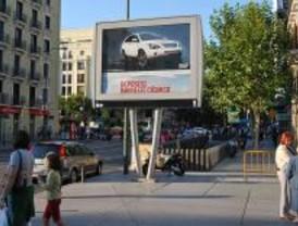 Madrid recaudará 140 veces más por la publicidad urbana