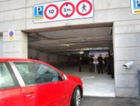 Cinco nuevos 'parkings' en edificios municipales
