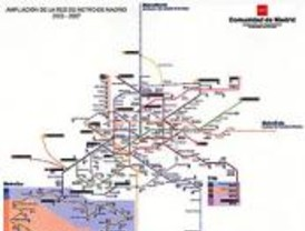 Cuatro prolongaciones de Metro abrirán en los próximos cuatro meses