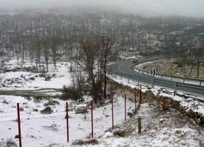 Alerta por nieve en la sierra y por viento en toda la región