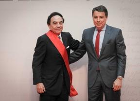 Jesús Núñez, presidente de la UAX, condecorado con la Gran Cruz de la Orden del Dos de Mayo