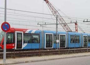 Metro Ligero Oeste cierra su primera jornada de paros indefinidos