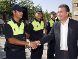 Robledo de Chavela triplica el número de agentes de la BESCAM