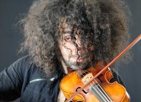 El violinista Ara Malikian