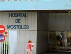 Se derrumba el techo de un quirófano del Hospital de Móstoles