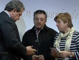 La UCJC homenajea a Héctor Valero