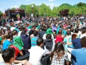 La universidad se suma a la 'marea verde'