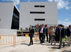 El hospital de Villalba abrirá en octubre, dos años después del fin de las obras