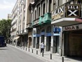 Las dos salas 'X' de la región facturaron casi 575.000 euros en 2006