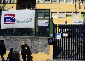 Otros cuarenta colegios e institutos serán bilingües