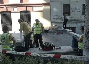 Hallado muerto y golpeado un indigente en Delicias