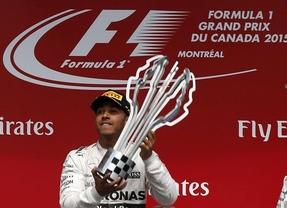 Hamilton vuelve a lo más alto y nuevo ridículo de McLaren-Honda