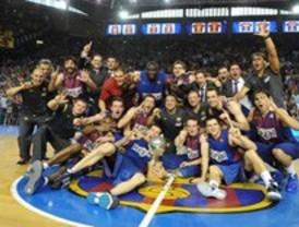 El Barcelona Regal revalida título liguero ante un exigente Real Madrid