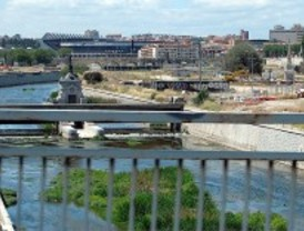 Nuevas infraestructuras hídricas en Vicálvaro