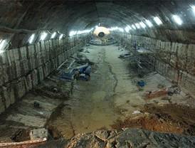 Fomento aprueba un tercer túnel sólo para el AVE