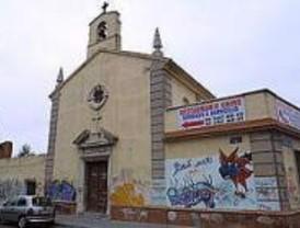 El cierre de la parroquia 'roja' no afectará a la actividad social de la zona, según el Arzobispado