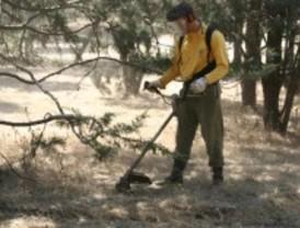 Forestales refuerzan la vigilancia tras dos incendios forestales