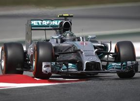 Los Mercedes dominan las cronos en el GP de Estados unidos