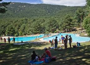 Las piscinas de Cercedilla: un cómodo baño en la naturaleza