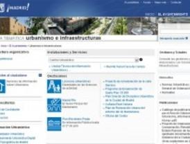 El Ayuntamiento reordena el 'Madrid virtual'