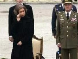 Los Reyes presidieron el Funeral de Estado por Fernando Trapero