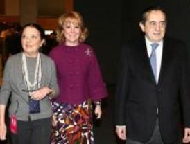 Aguirre apoya la moda en la segunda jornada de Cibeles Madrid Fashion Week