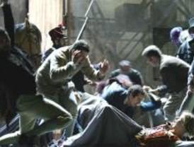 Crítica teatral.- 'Puerta del Sol': el 2 de Mayo a escena
