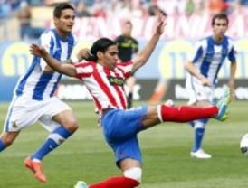El Atlético dice adiós a la 'Champions'