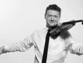 'Clásicos en Verano' trae por primera vez a España al violinista Ivan Zenatý