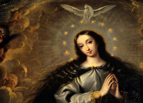 expo Fundación Masaveu CentroCentro Cibeles virgen Inmaculada de Murillo