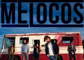 Melocos y Bertín Osborne, en las fiestas de 'La Melonera'
