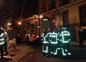 Un hombre de 80 años, grave tras incendiarse su vivienda