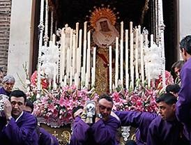 Fervor en las procesiones más emblemáticas del Jueves Santo