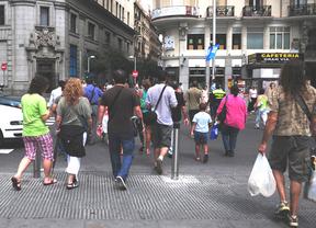 La población de Madrid sigue cayendo