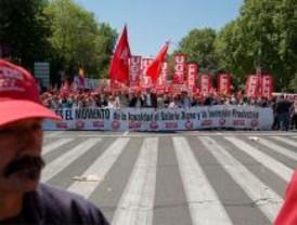 Los sindicatos no aceptarán ninguna moderación salarial