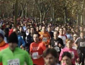 Alta participación en el Maratón de Madrid