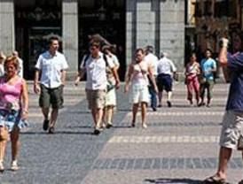 Comienza en Madrid la campaña 'Andalucía en España 2008'