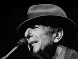 Leonard Cohen toca en Madrid el 12 de septiembre