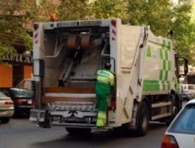El servicio de recogida de basura se reanuda este domingo