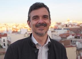 José Manuel López, cabeza de la lista unitaria de Podemos a la Comunidad de Madrid