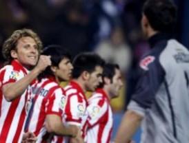 El Atlético, a la pelea por Europa