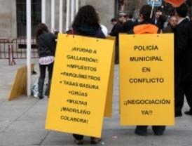 Sindicatos amenazan con una huelga general de empleados municipales