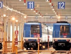 Metro modernizará los trenes de cinco líneas antes de que acabe 2011